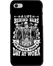 A LIFE BEHIND BAR Phone Case thumbnail
