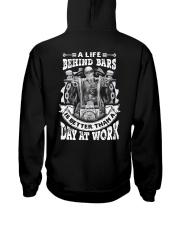 A LIFE BEHIND BAR Hooded Sweatshirt thumbnail