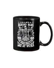 A LIFE BEHIND BAR Mug thumbnail