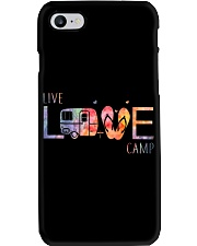 LIVE LOVE CAMP Phone Case thumbnail