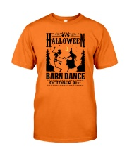 HALLOWEEN BARN DANCE Classic T-Shirt thumbnail