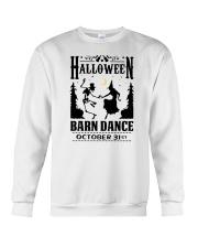 HALLOWEEN BARN DANCE Crewneck Sweatshirt thumbnail