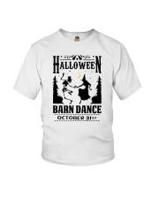 HALLOWEEN BARN DANCE Youth T-Shirt thumbnail