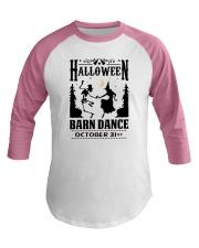 HALLOWEEN BARN DANCE Baseball Tee thumbnail