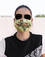 NATURE IN TEXAS Cloth face mask aos-face-mask-lifestyle-02