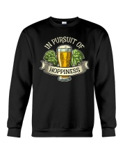IN PURSUIT OF HOPPINESS Crewneck Sweatshirt thumbnail