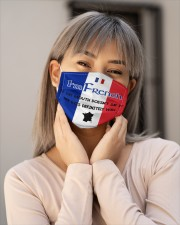 I'm French My Eyes Definitely Say It  Cloth Face Mask - 3 Pack aos-face-mask-lifestyle-17