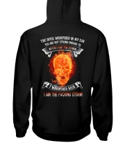 DEVIL WHISPERED Hooded Sweatshirt thumbnail