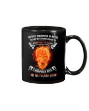 DEVIL WHISPERED Mug thumbnail