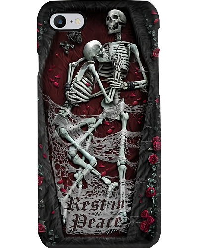 Rest in peace phonecase