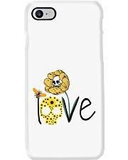 SKULL LOVE T-SHIRT   Phone Case thumbnail