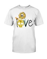 SKULL LOVE T-SHIRT   Classic T-Shirt front