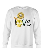 SKULL LOVE T-SHIRT   Crewneck Sweatshirt thumbnail
