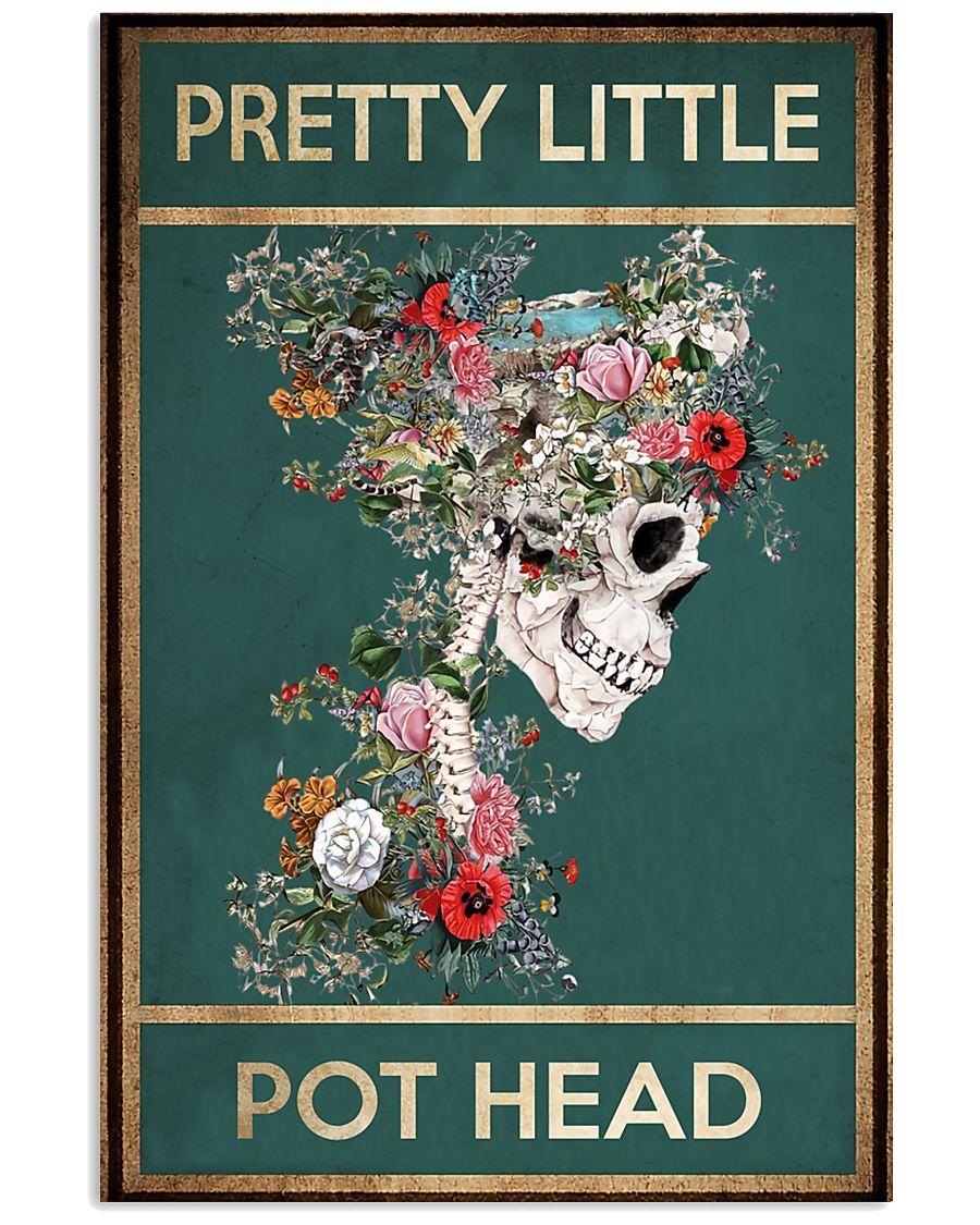 POT HEAD 16x24 Poster