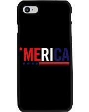 'MERICA - 3 LINES Phone Case thumbnail