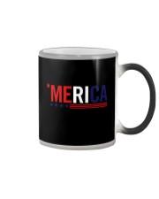 'MERICA - 3 LINES Color Changing Mug thumbnail
