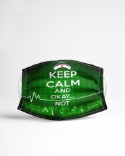 KEEP CALM Cloth Face Mask - 3 Pack aos-face-mask-lifestyle-22