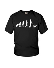 CAT EVOLUTION  Youth T-Shirt thumbnail