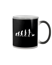 CAT EVOLUTION  Color Changing Mug thumbnail