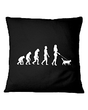 CAT EVOLUTION  Square Pillowcase thumbnail