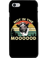 NOT IN THE MOOD Phone Case thumbnail