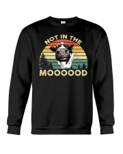 NOT IN THE MOOD Crewneck Sweatshirt thumbnail
