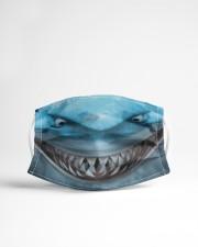 Shark Lovers 2 Cloth face mask aos-face-mask-lifestyle-22
