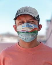 Glacier National park Cloth Face Mask - 3 Pack aos-face-mask-lifestyle-06