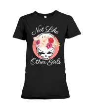 Not like other girls Premium Fit Ladies Tee thumbnail