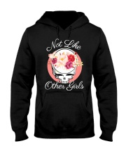 Not like other girls Hooded Sweatshirt thumbnail