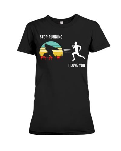 BIGFOOT STOP RUNNING