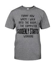 Funny how Classic T-Shirt thumbnail