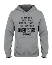 Funny how Hooded Sweatshirt thumbnail