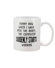 Funny how Mug front