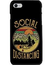 SOCIAL DISTANCING T-SHIRT Phone Case thumbnail