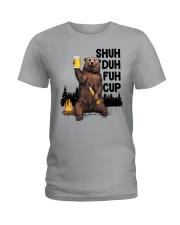 SHUH DUH FUH CUP Ladies T-Shirt thumbnail