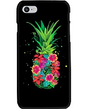 FLOWER PINEAPPLE Phone Case thumbnail