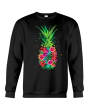 FLOWER PINEAPPLE Crewneck Sweatshirt thumbnail