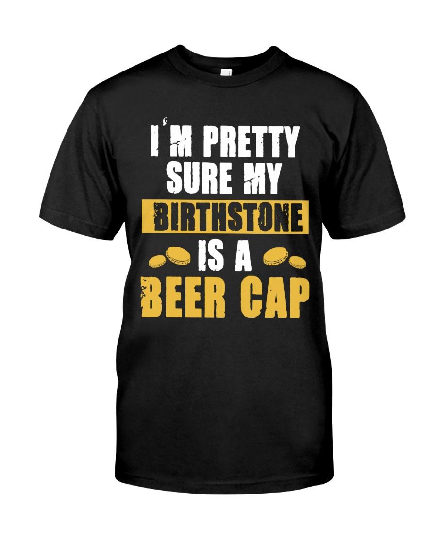 BEER CAP  Classic T-Shirt
