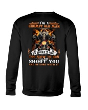 TOO OLD T-SHIRT Crewneck Sweatshirt thumbnail
