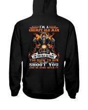 TOO OLD T-SHIRT Hooded Sweatshirt thumbnail