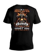 TOO OLD T-SHIRT V-Neck T-Shirt thumbnail