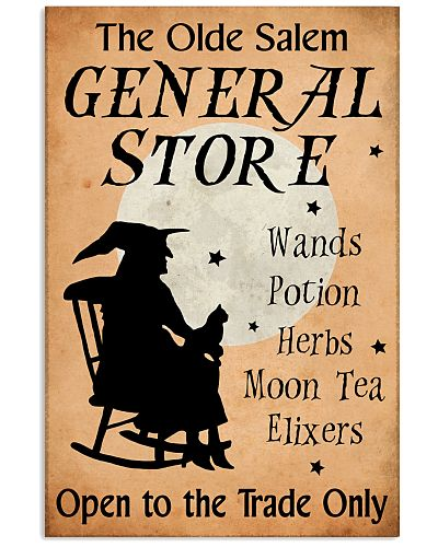 GENERAL STORE OPEN TO THE TRADE ONLY