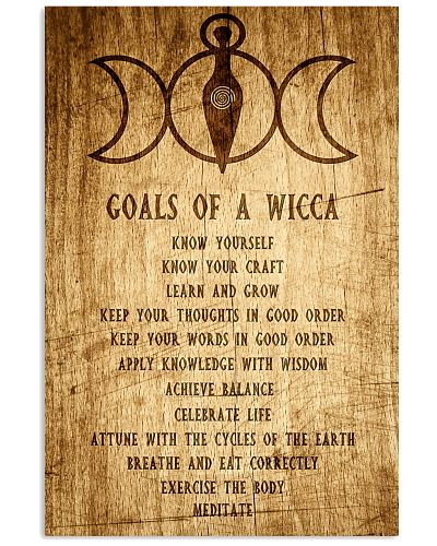 GOALS OF A WICCA