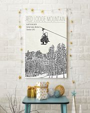 RED LODGE MOUNTAIN POSTER 16x24 Poster lifestyle-holiday-poster-3
