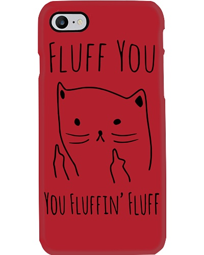 FLUFF YOU - CAT LOVERS