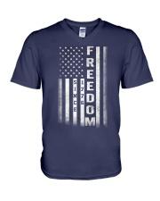 FREEDOM V-Neck T-Shirt thumbnail