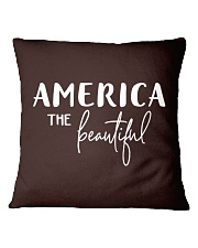 INDEPENDENCE DAY GIFT Square Pillowcase thumbnail