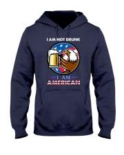 NOT DRUNK Hooded Sweatshirt thumbnail