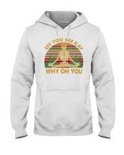 EFF YOU 2 T-SHIRT Hooded Sweatshirt thumbnail